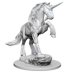 Pathfinder Battles Unpainted Minis - Unicorn