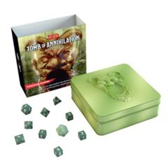 5th Edition Tomb of Annihilation Dice Set