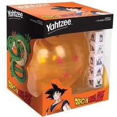 Yahtzee: Dragon Ball Z