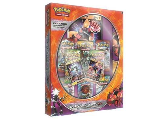 Ultra Beasts Gx Premium Collection Box - Buzzwole-GX