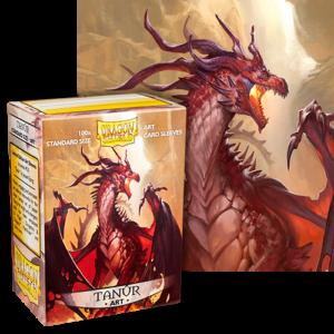 Dragon Shield Sleeves: Art Classic Tanur (Box Of 100)