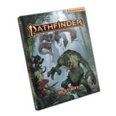 Pathfinder Second Edition: Bestiary