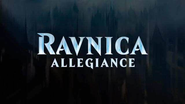 Ravnica Allegiance Open Dueling