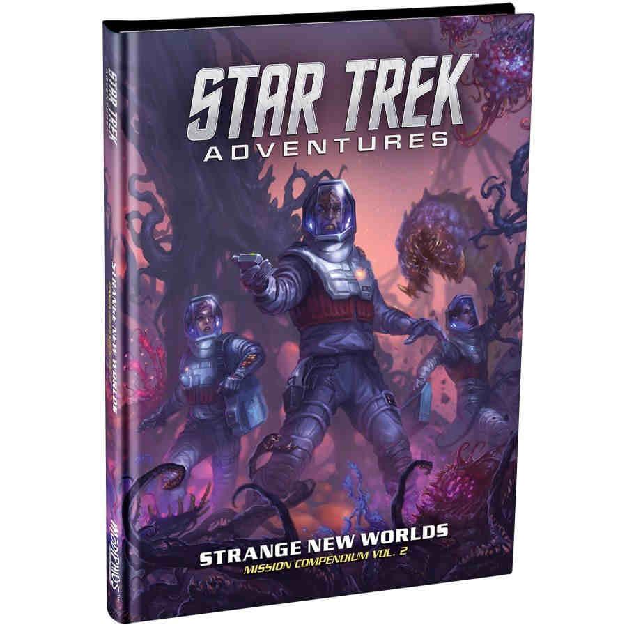 Star Trek Adventures: Strange New Worlds Mission Compendium Vol 2
