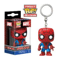 Funko Pocket Pop! Marvel: Spiderman-Spiderman