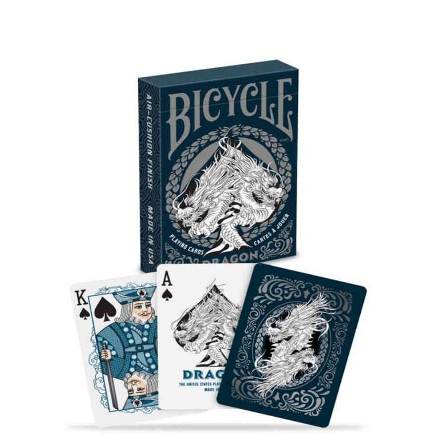 Dragon Bicycle Playing Cards