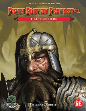 Glitterdoom (Fifth Edition Fantasy #1)