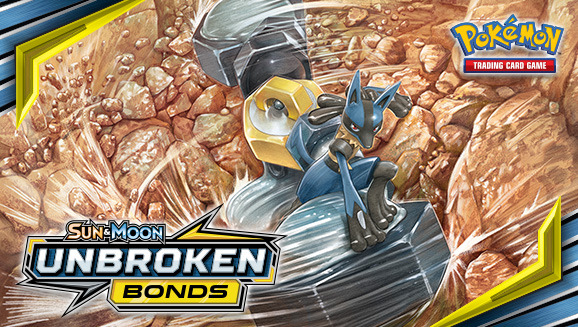 Pokemon Unbroken Bonds Prerelease Event 1 4-20
