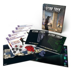 Star Trek Adventures The Roleplaying Game: Starter Set