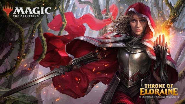 Throne of Eldraine Prerelease - IRONMAN TICKET