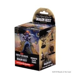 D&D Icons of the Realms: Waterdeep Dragon Heist Booster
