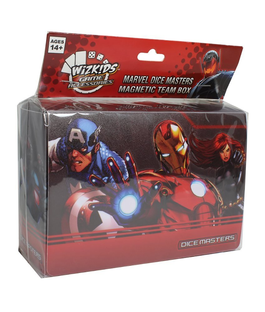 Marvel Dice Masters: Age of Ultron Magnetic Team Box