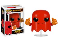 Funko Pop! Games: Pac Man-Blinky