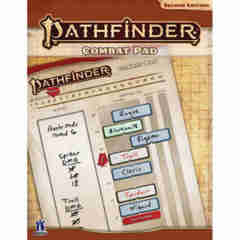 Pathfinder Second Edition: Combat Pad