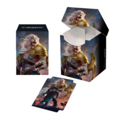 Ultra Pro - MTG Core Set 2020 - Ajani Deck Box V1