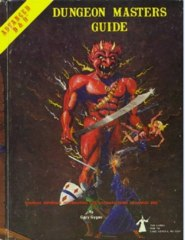 Dungeon Master Guide 6th Printing