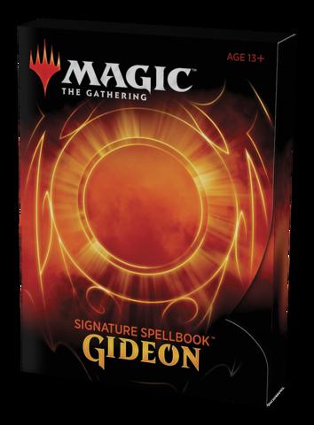 Signature Spellbook: Gideon