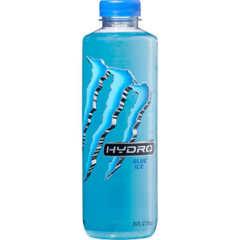 Monster Hydro Blue Ice