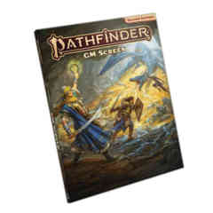 Pathfinder Second Edition: GM Screen