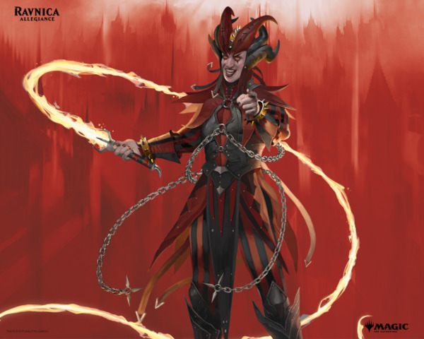 Ravnica Allegiance Prerelease Event 4 - Saturday January 19th, 6 PM