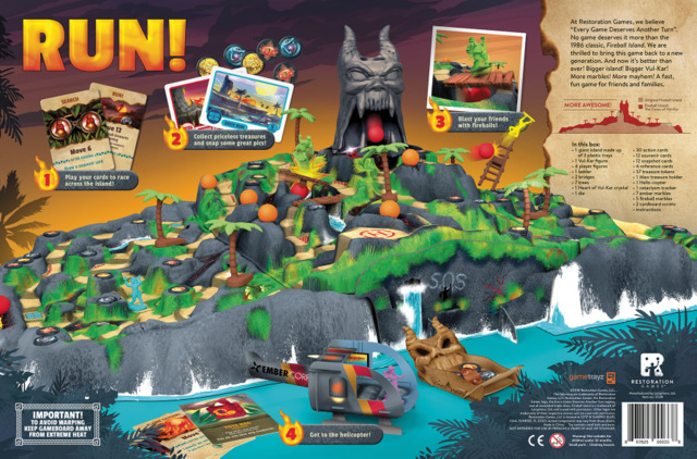 Fireball Island: The Curse of Val Kar