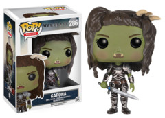 Funko Pop! Movies: Warcraft-Garona