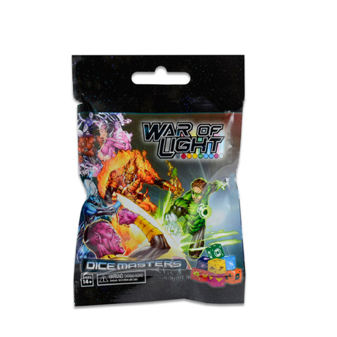 DC Comics Dice Masters: War of Light Booster Pack