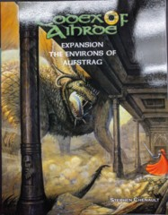 5th Edition Role Playing - Aihrde - Codex of Aihrde Expansion - The Environs of Aufstrag