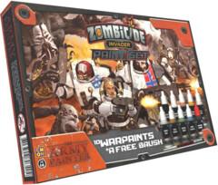 Warpaints: Zombicide - Invader Paint Set