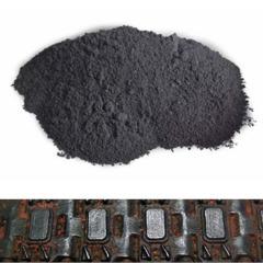 Pigments: Metallic Iron