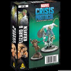Marvel Crisis Protocol: Lizard & Kraven Character Pack