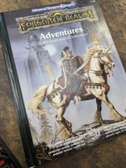 Advanced Dungeons and Dragons 2nd Edition: Forgotten Realms- Adventures