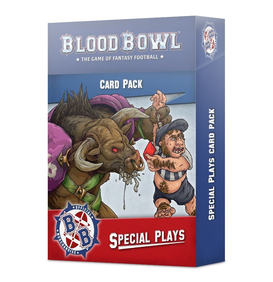 Blood Bowl Second Season Edition:  Special Plays