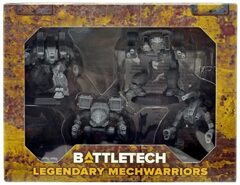 Battletech: Legendary Mechwarriors
