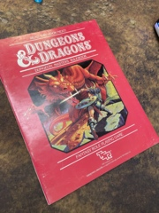 Dungeons and Dragons: Dungeon Masters Rulebook