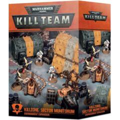 Warhammer 40.000: Kill Team Killzone: Sector Munitorum