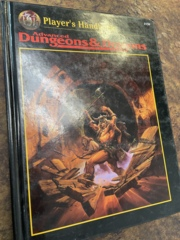 Advanced Dungeons and Dragons: Player's Handbook