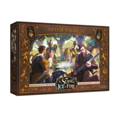 A Song of Ice & Fire - Tabletop Miniatures Game - Hedge Knights