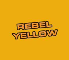 Acrylic: Rebel Yellow