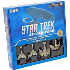 Star Trek Attack Wing: Klingon Faction Pack-Blood Oath