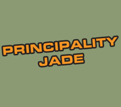 Acrylic: Principality Jade