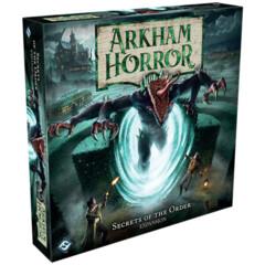 Arkham Horror: Secrets of the Order - Expansion