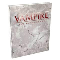 Vampire: The Masquerade, 5th edition - Deluxe Rulebook