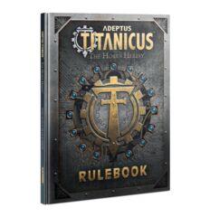 Adeptus Titanicus: The Horus Heresy: Rulebook