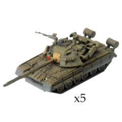 Team Yankee: T-80 Tank Company