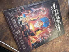 Advanced Dungeons and Dragons 1st Edition: Unearthed Arcana