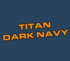 Acrylic: Titan Dark Navy