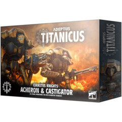 Adeptus Titanicus Knights Acheron & Castigator