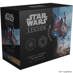 SW Legion: LAAT/le Patrol Transport