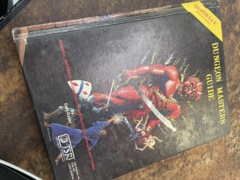 Advanced Dungeons and Dragons 1st Edition: Dungeon Masters Guide